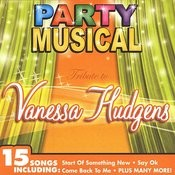 Tribute To Vanessa Hudgens Songs