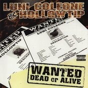 Wanted Dead Or Alive (Parental Advisory) Songs