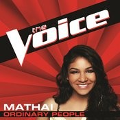Ordinary People (The Voice Performance) Songs
