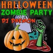 Halloween Zombie Party Songs