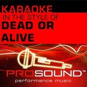 You Spin Me Round (Like A Record) (Karaoke With Background Vocals)[In The Style Of Dead Or Alive] Song