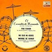 Vintage Vocal Jazz / Swing No. 167 - Ep: Hernando's Hideaway Songs