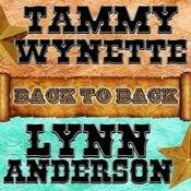 Back To Back: Tammy Wynette & Lynn Anderson Songs
