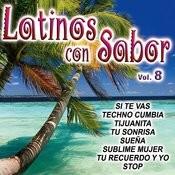 Latinos Con Sabor Vol.8 Songs