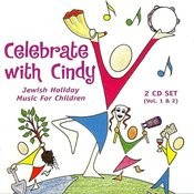 Celebrate With Cindy - Jewish Holiday Music For Children Songs