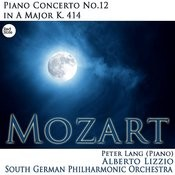 Mozart: Piano Concerto No.12 In A Major K. 414 Songs