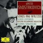 Shostakovich: Orchestral Songs Songs