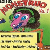 Monstruo Vol.1 Songs