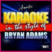 Karaoke - Bryan Adams. 1 Songs