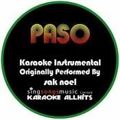 Paso (The Nini Anthem) [Originally Performed By Sak Noel] [Karaoke Instrumental Version] Songs