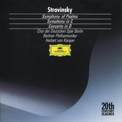 Stravinsky: Symphony Of Psalms - Revised Version (1948) - 1.