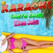 Karaoke Canta Como Elton John Songs