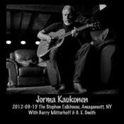 2012-09-15 The Stephen Talkhouse, Amagansett, Ny (Live) Songs