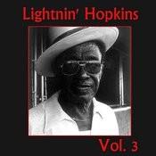 Lightnin' Hopkins, Vol. 3 Songs