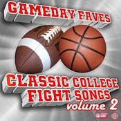 Gameday Faves: Classic College Fight Songs (Volume 2) Songs