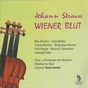 Strauss: Wiener Blut (Vienna Blood) Songs