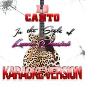 Lo Canto (In The Style Of Laura Pausini) [Karaoke Version] - Single Songs