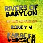 Rivers Of Babylon (In The Style Of Boney M) [Karaoke Version] - Single Songs