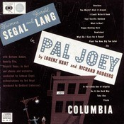 Pal Joey (Studio Cast Recording (1951)) Songs