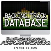 Backing Track Database - The Professionals Perform The Hits Of Enrique Iglesias (Instrumental) Songs