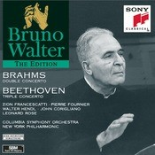 Brahms: Double Concerto; Beethoven: Triple Concerto Songs