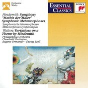Mathis De Maler, Symphonic Metamorphosis, Variations On A Theme By Hindemith Songs
