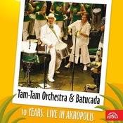 10 Years – Live In Akropolis Songs