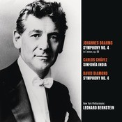 Brahms: Symphony No. 4 in E Minor - Chávez: Sinfonía India -  Diamond: Symphony No. 4 Songs