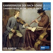 Chamber music by the sons of Bach Songs