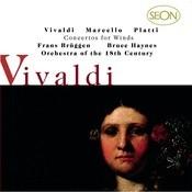 Vivaldi: Concerti For Flute, Strings And Basso Continuo, Op.10, Nos. 1-6; Marcello/Platti: Concerti For For Oboe, Strings And Basso Continuo Songs