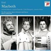 Macbeth Songs