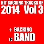 Hit Backing Tracks 2014, Vol. 3 Songs