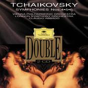 Tchaikovsky: Symphonies No. 4, 5 & 6 Songs