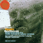 Beethoven: Piano Concerto No. 2, Violin Concerto Songs