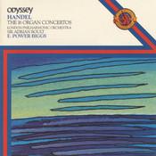 Handel: 16 Organ Concertos Songs