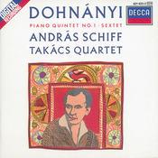 Dohnányi: Piano Quintet/Piano Sextet Songs