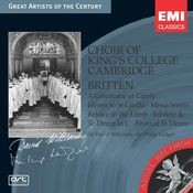 Britten: A Ceremony of Carols, etc Songs