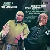 Gilbert & Sullivan: The Mikado (2 CDs) Songs
