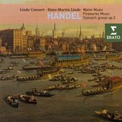 Handel - Orchestral Works Songs