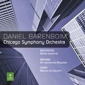 Barenboim & Chicago Symphony Orchestra - The Erato-Teldec Recordings, Vol.3 Songs