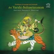 Varahi Gayatri MP3 Song Download- Sri Varahi Sahasranamam