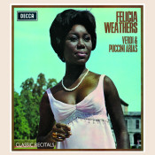 Felicia Weathers Verdi Songs
