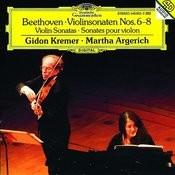 Beethoven: Violin Sonatas Nos.6-8 Songs