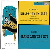 Gershwin: Rhapsody in Blue; Grofé: Grand Canyon Suite Songs