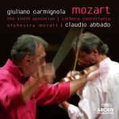Mozart The Violin Concertos Sinfonia Concertante Songs