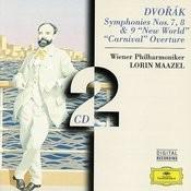 Dvorak Symphonies Nos 7 8 Songs