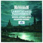 Heinichen Lamentationes Passionsmusik Songs