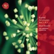 Brahms: Symphonies Nos. 1 & 2 Songs