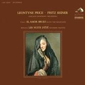 Leontyne Price - Hector Berlioz: Les Nuits D'été Op. 7; Manuel De Falla: El Amor Brujo Songs