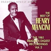 Reader's Digest Music: The Best Of Henry Mancini - The 1981 Reader's Digest Recordings, Vol.2 Songs